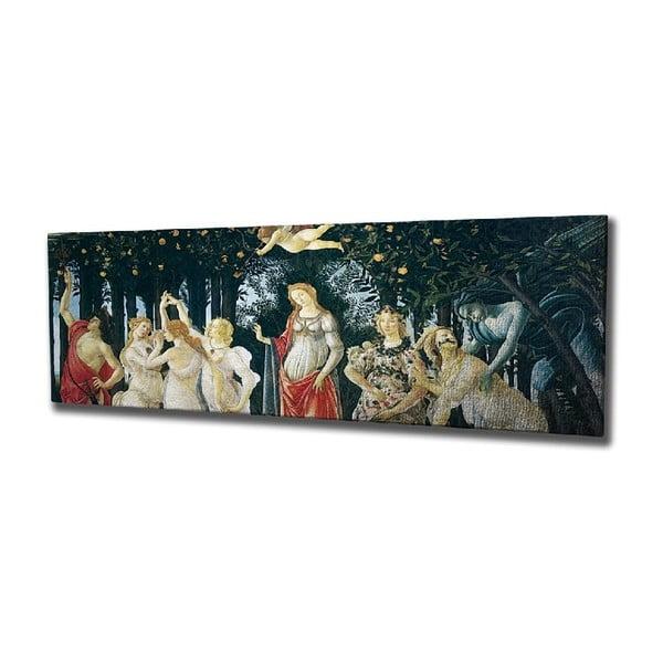 Saints vászon fali kép, 80 x 30 cm