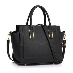 Geantă L&S Bags Curlana, negru
