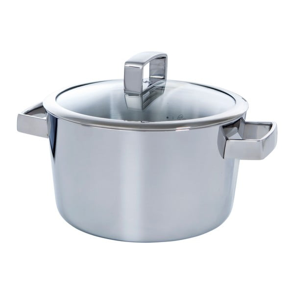 Nerezový hrnec BK Cookware Conical Deluxe, 20 cm