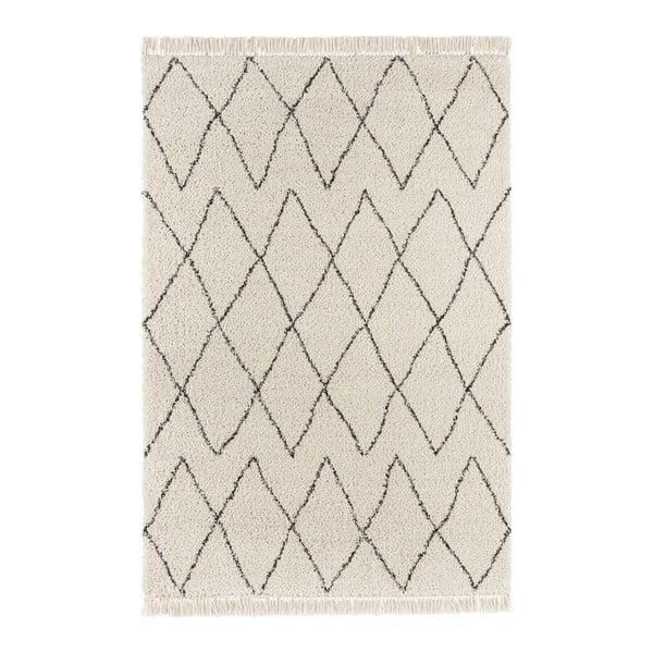 Krémový koberec Mint Rugs Galluya, 200x290cm