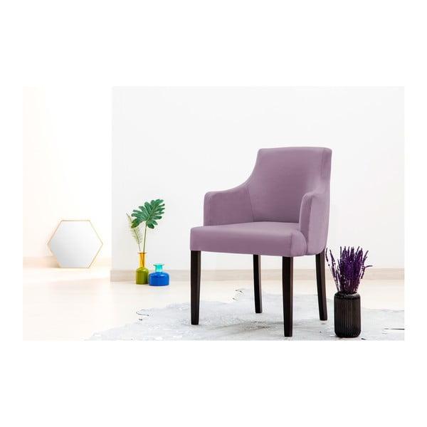 Sada 2 fialových židlí Vivonita Reese