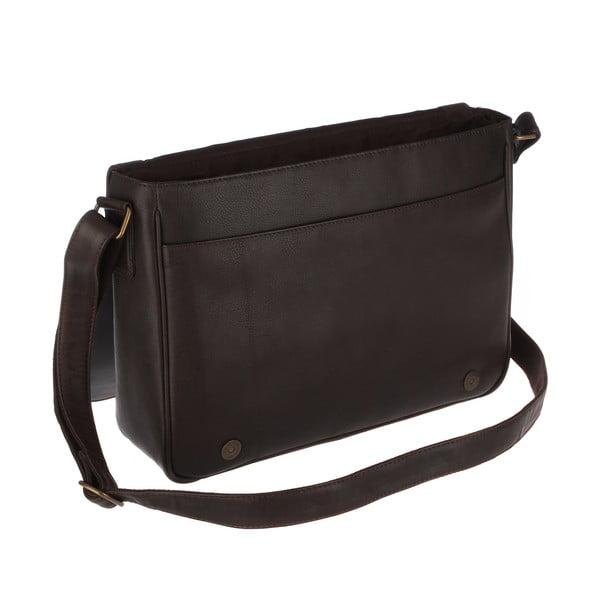 Kožená pánská taška Dan Brown