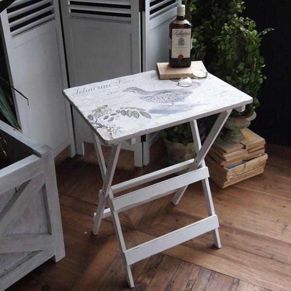 Odkládací stolek Bird Deco