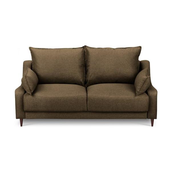 Canapea cu 2 locuri Mazzini Sofas Ancolie, maro