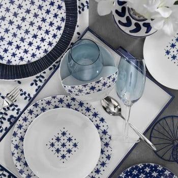 Set veselă 24 piese din porțelan Kutahya Bukno de la Kütahya Porselen