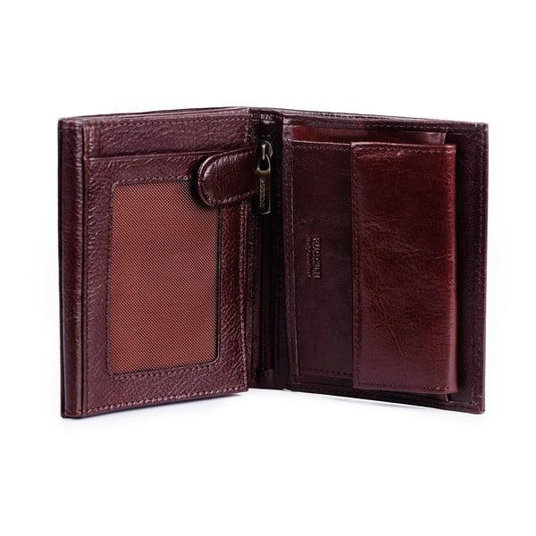 Kožená peněženka Collegno Puccini