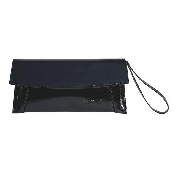 Kožená kabelka/psaníčko Boscollo Black 2071