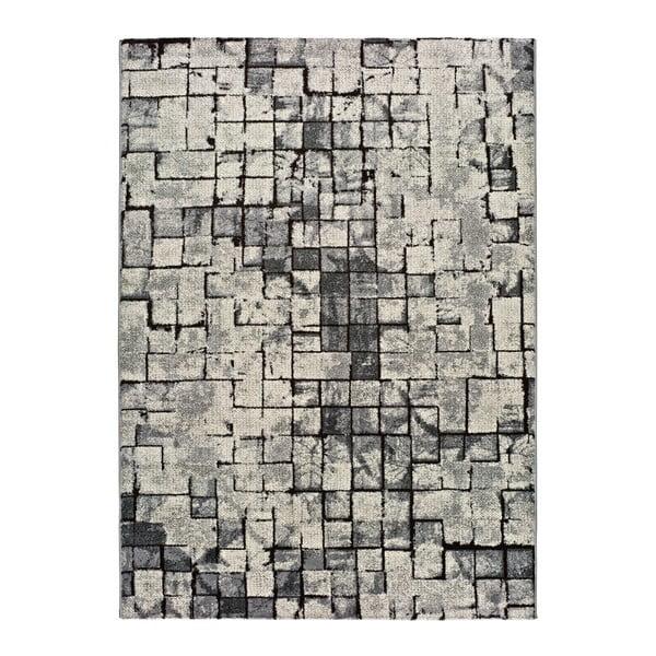 Šedý koberec vhodný i na ven Universal Adra Grisso, 160 x 230 cm
