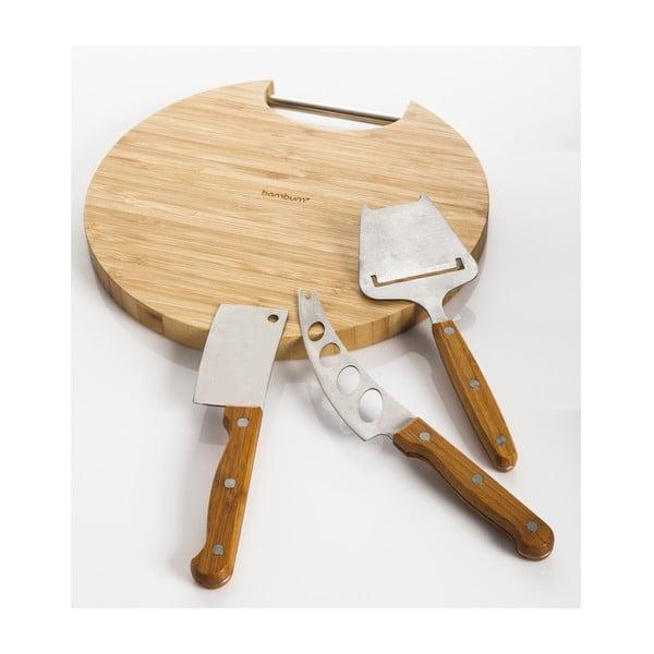 Set pentru brânzeturi Bambum Ricotta