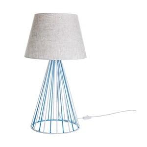 Stolní lampa Wiry White/Blue