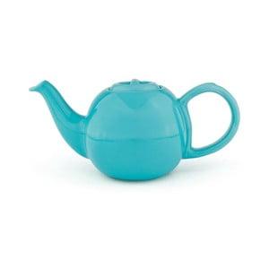 Tyrkysová konvice se sítkem na sypaný čaj Bredemeijer Cosette, 500ml