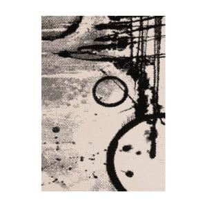 Šedý koberec DECO CARPET Milano, 160 x 230 cm