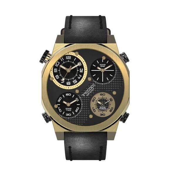 Pánské hodinky Boson 2013, Yellow Gold/Black