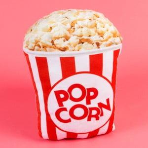Polštář Just 4 Kids Fast Food Popcorn