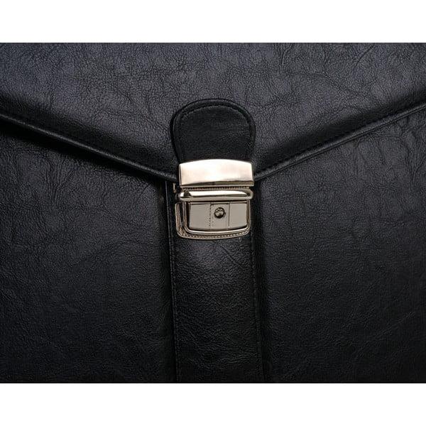 Pánská taška Solier S20, černá