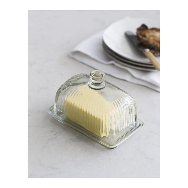 Skleněná máslenka Cornbury