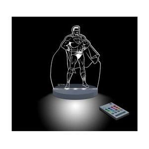 Dětské LED noční světýlko Superman