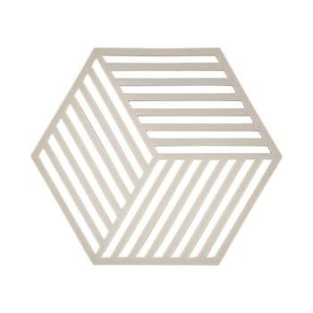 Suport pentru vase fierbinți Zone Hexagon, gri deschis imagine