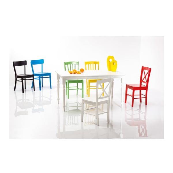 Hnědá židle Signal Rachel