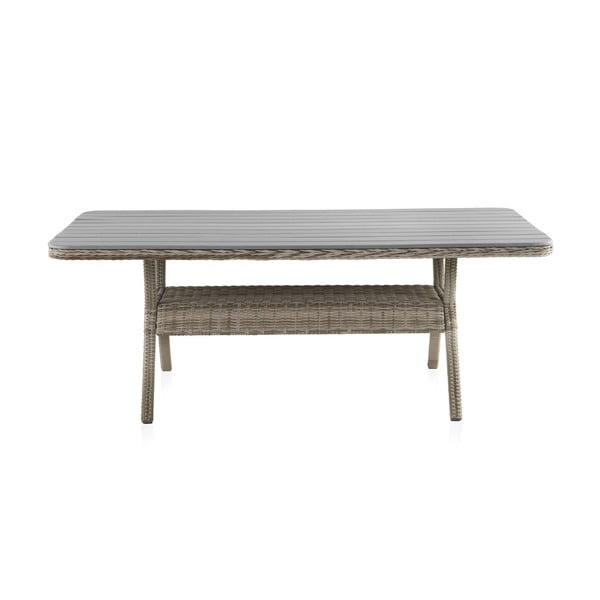 Alessia kerti asztal, 100x200 cm - Geese