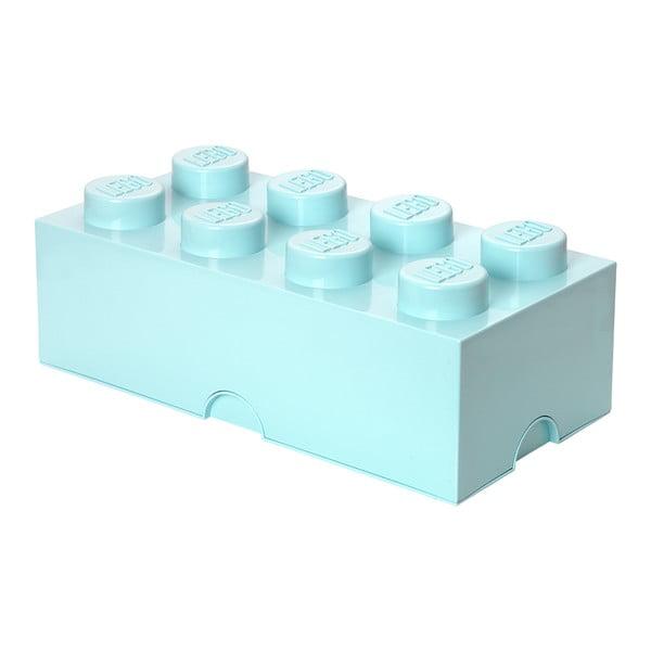 Világoskék tárolódoboz - LEGO®