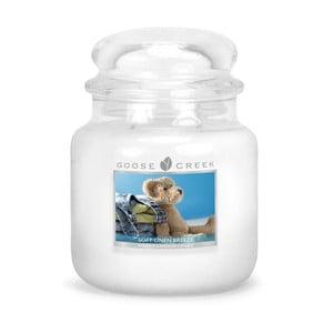 Lumânare parfumată în recipient de sticlă Goose Creek O briză ușoară, 0,45 kg