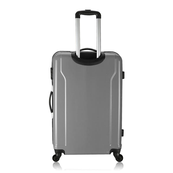 Kufr Luggage Gray, 114 l