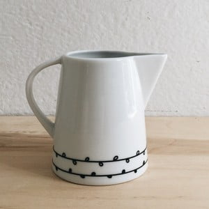 Mléčenka FOR.REST Design Twigs, 400ml