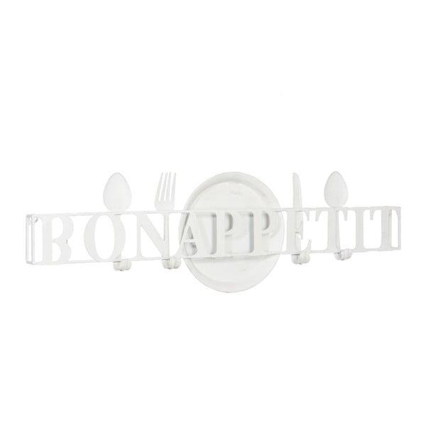 Věšák Bon Appetit, 65x6x1 cm