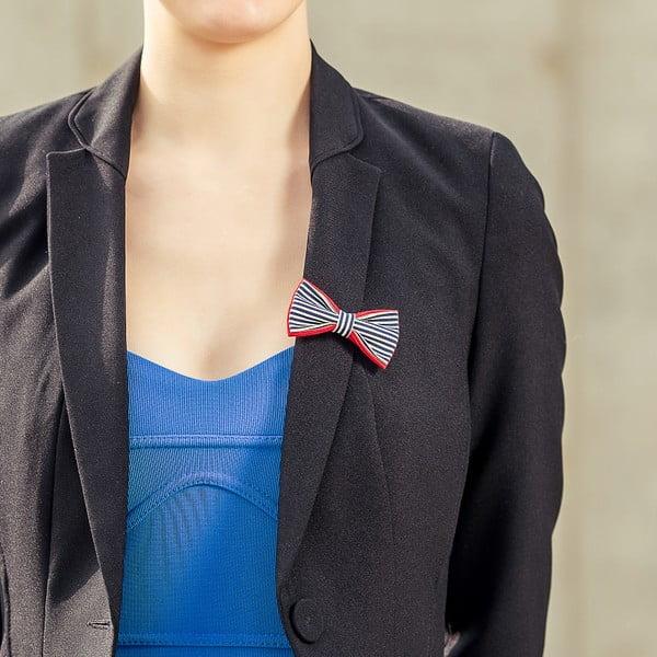 Motýlková brož Best