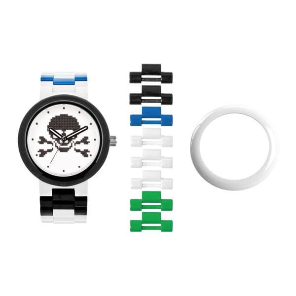 Hodinky pro dospělé LEGO® Skull White