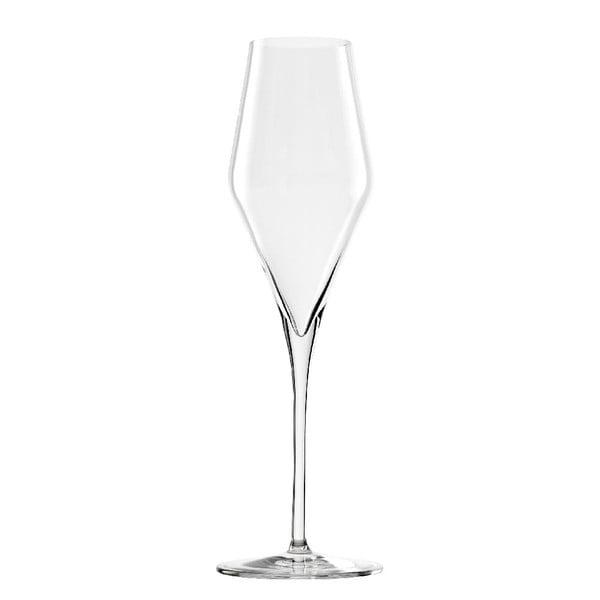 Set 6 sklenic Quatrophil Flute Champagne, 292 ml