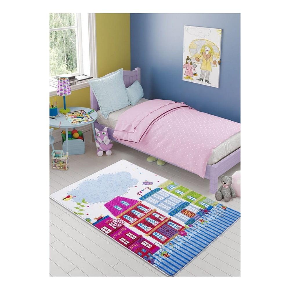 Dětský koberec Sweet Home, 100 x 150 cm