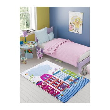 Covor pentru copii Confetti Sweet Home, 100 x 150 cm de la Confetti
