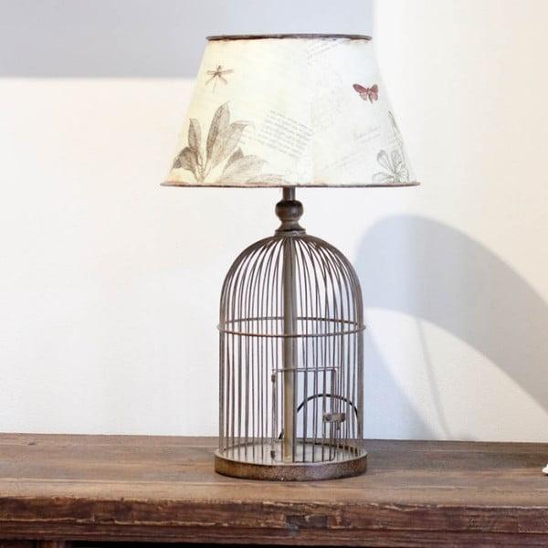 Stolní lampa Herink Vintage Cage