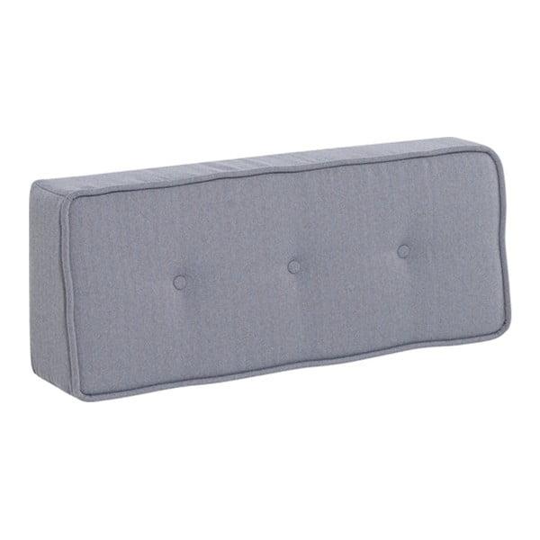 Custom szürke háttámla mintával elemes kanapéhoz - Vox