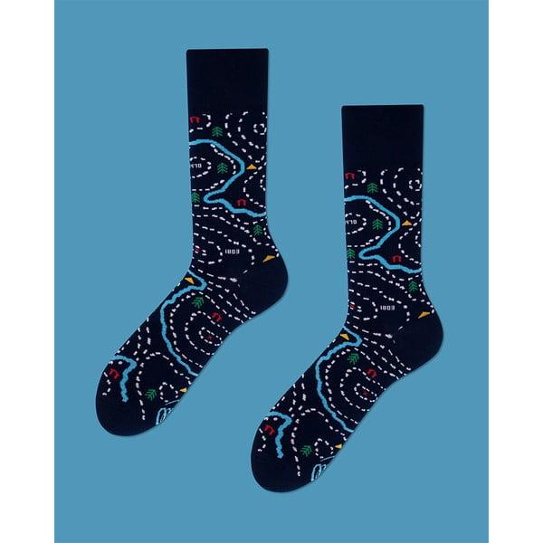 Ponožky Many Mornings The Map, vel. 39/42