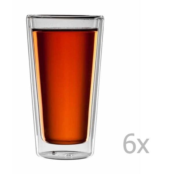 Sada 6 sklenic na čaj bloomix Tripoli