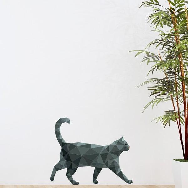 Autocolant Ambiance Origami cat