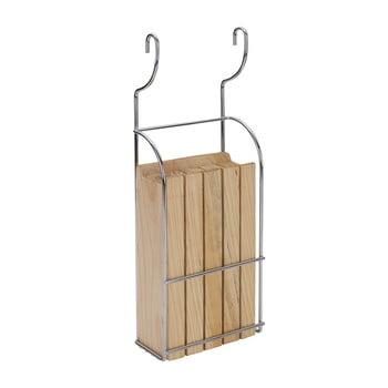 Suport de lemn pentru cuțite Metaltex, de agățat