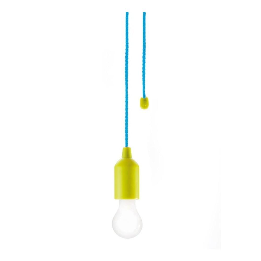 Zelené závěsné LED svítidlo XD Design Hang