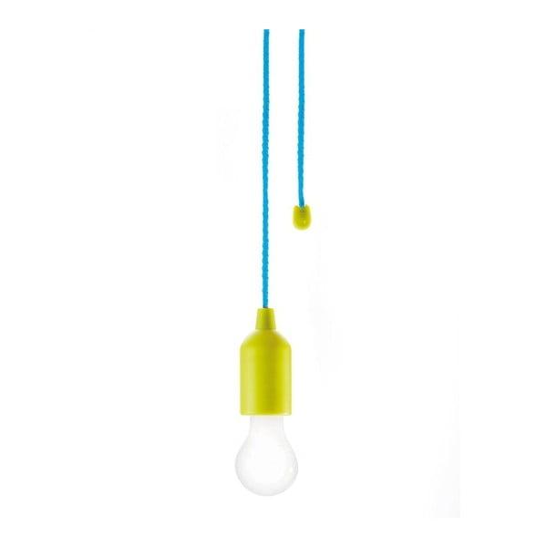 Zelené závěsné LED svítidlo XDDesign Hang