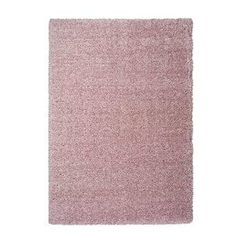 Covor Universal Floki Liso, 160 x 230 cm, roz