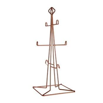 Suport pentru 6 căni Premier Housewares Vertex Copper de la Premier Housewares