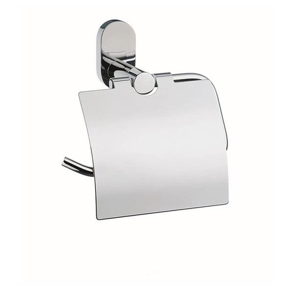 Ocelový držák na toaletní papír Kela Lucido