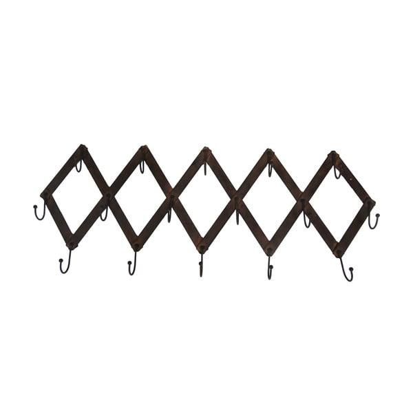 Věšák s háčky Factory Hooks, 103 cm