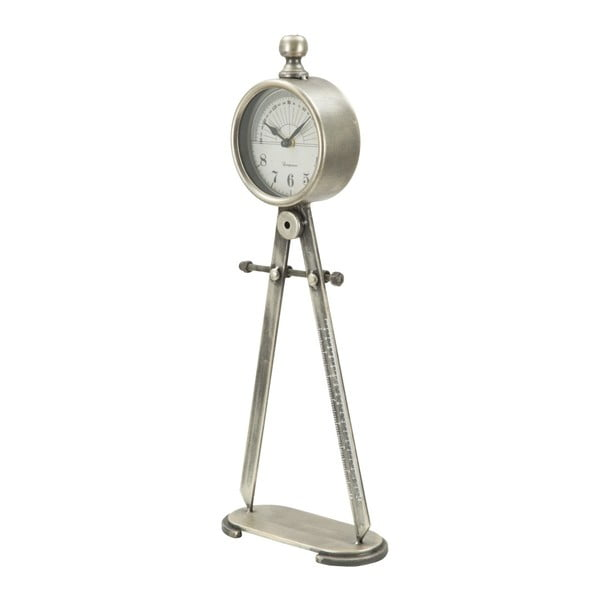 Stolní hodiny Mauro Ferretti Compaso, 21 x 54 cm
