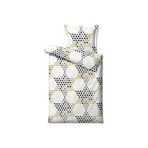 Povlečení Chinese Chess Grey, na jednolůžko (200x140 cm)