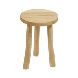 Stolička ze dřeva trembesi Santiago Pons Owen