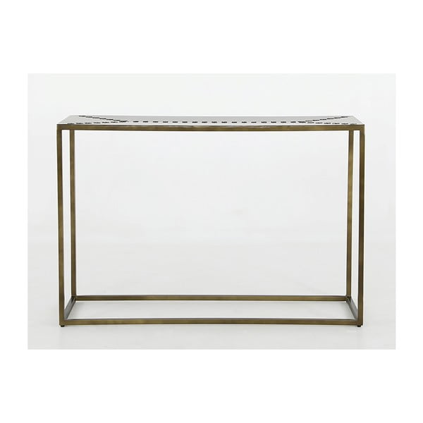 Stitch vas konzolasztal, 40 x 120 cm - Canett